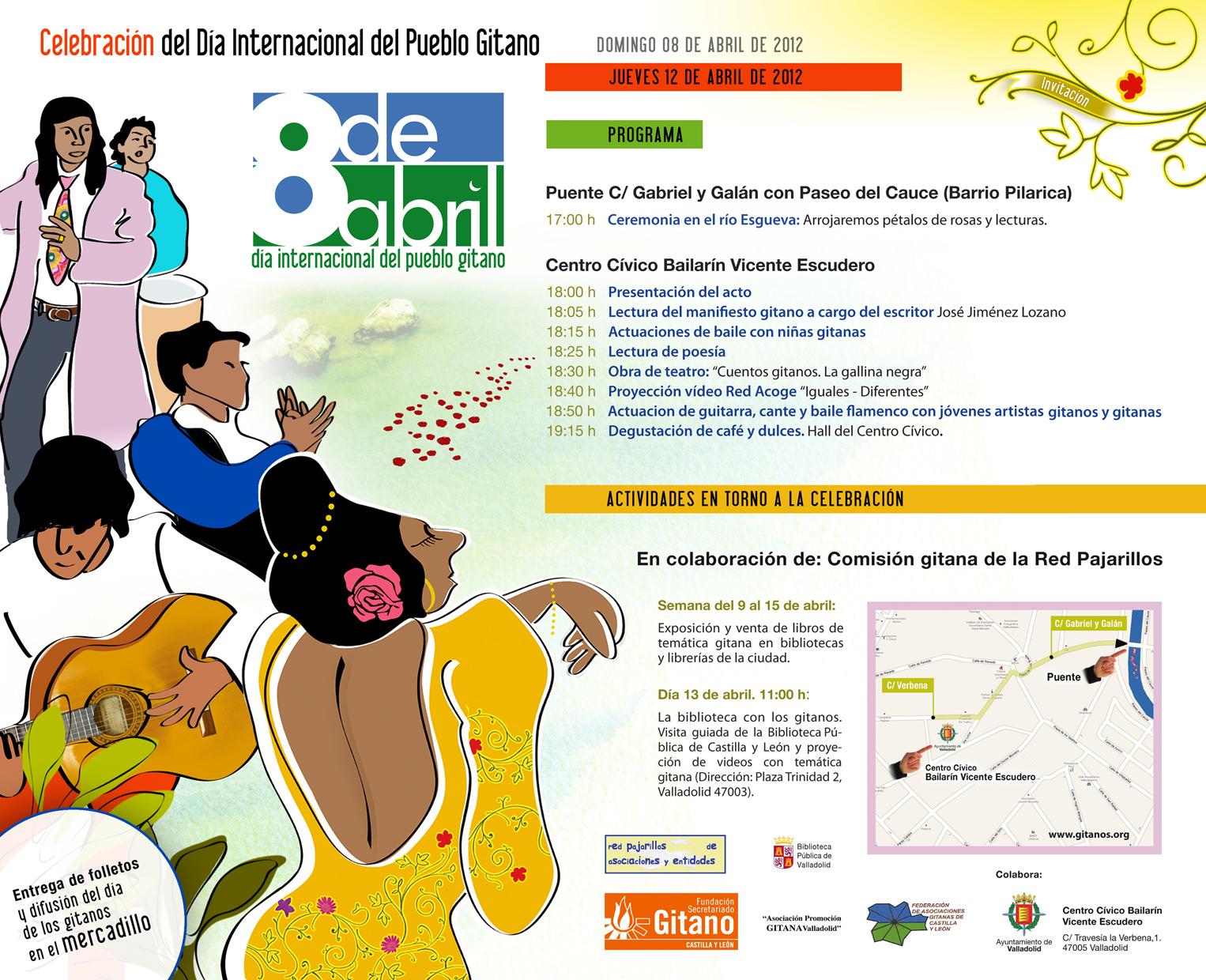 5135e695619d Actividades con motivo del Día Internacional del Pueblo Gitano ...