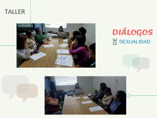 collage taller dialogos sexualidad