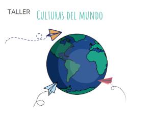 collage culturas del mundo