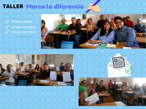 taller marca la diferencia