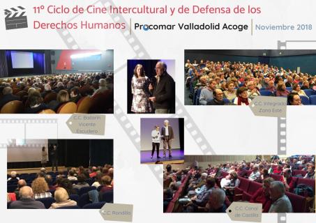 11º Ciclo de Cine Intercultural y de Defensa de los Derechos Humanos