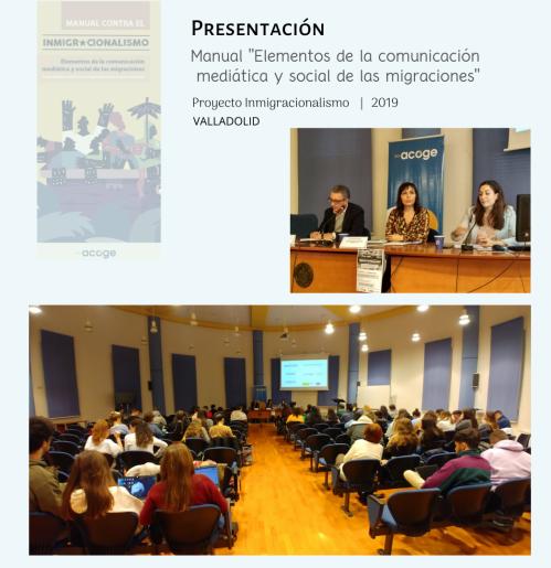 Presentación Manual Inmigracionalismo 2019