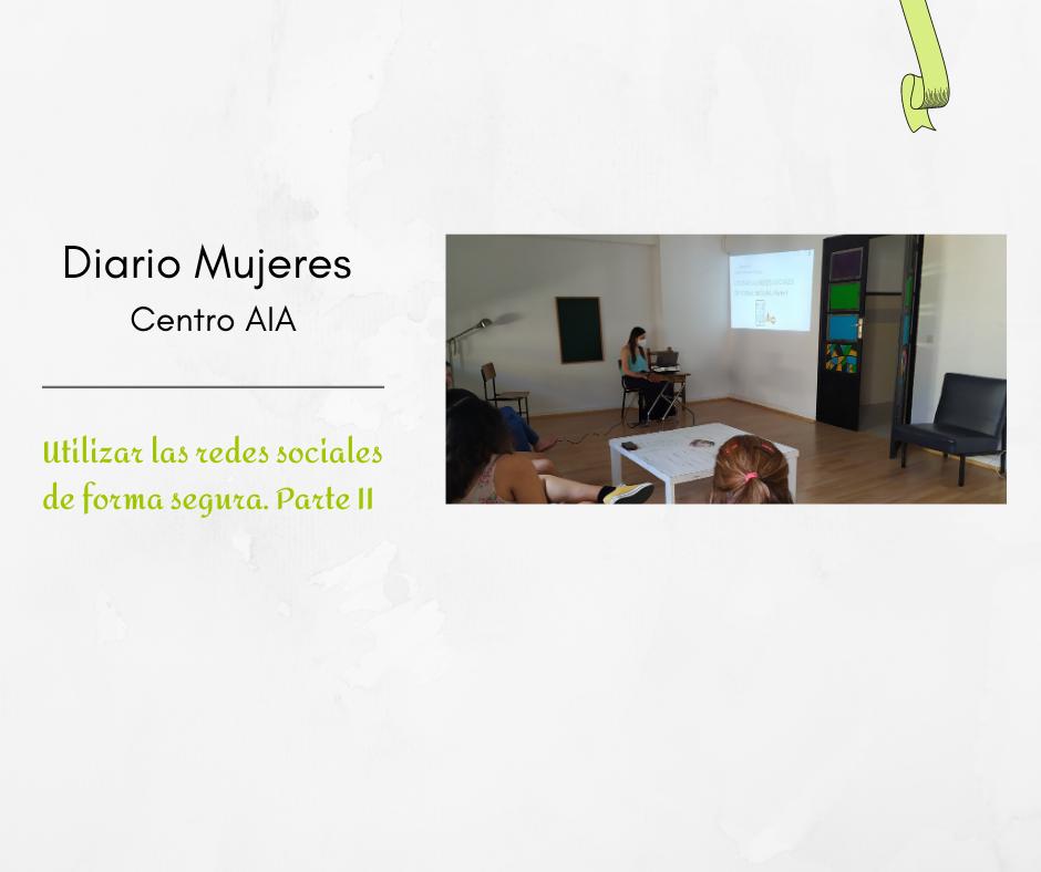 Diario Mujeres Centro AIA
